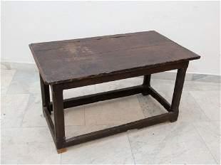 English Gothic table