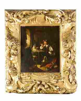 Dominicus van Tol (c.1635Ð1676)-attributed