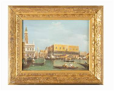 Giovanni Antonio Canal (aka. Canaletto) (1697-