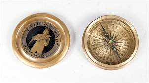 Steve Irwin Compas