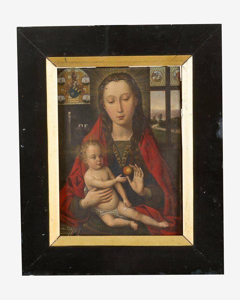 Hans Memling (1430-1494)-school