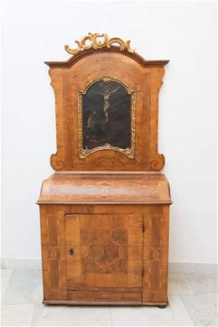 Baroque priedieu