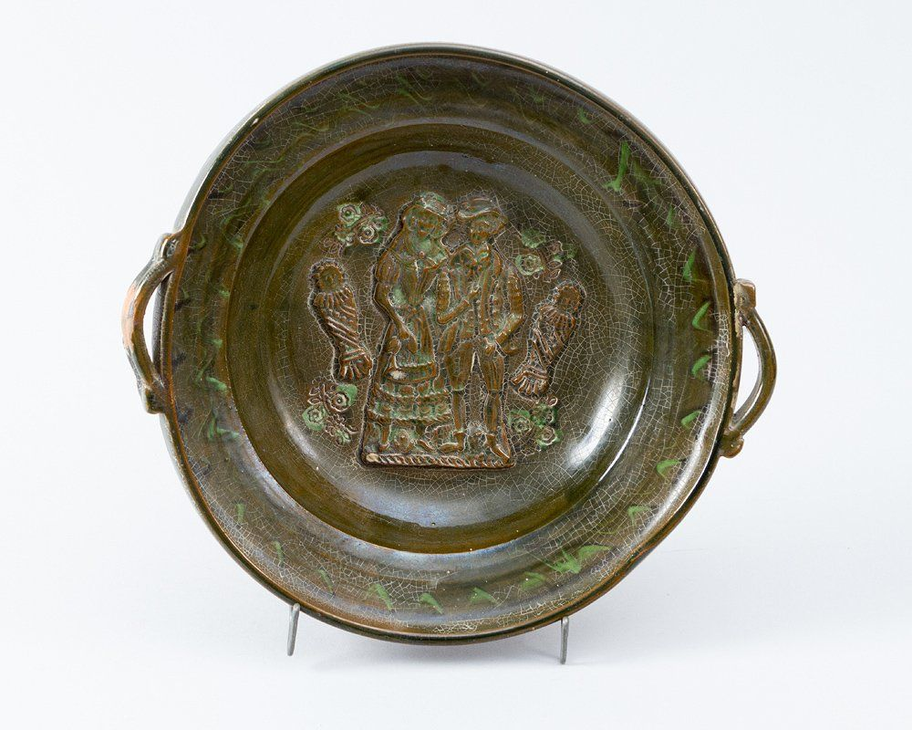 Styrian dumpling bowl