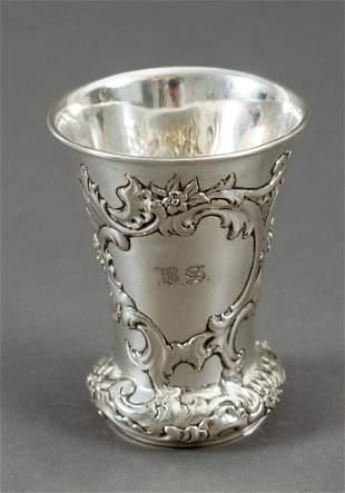 Vienna silver baker