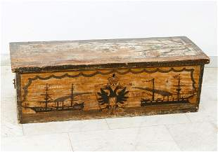 Austrian Seamans chest
