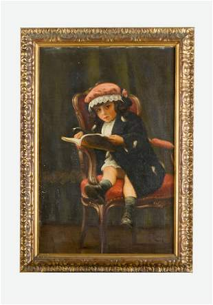 Venetian artist around 1919