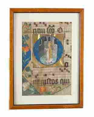 Gothic Incunable