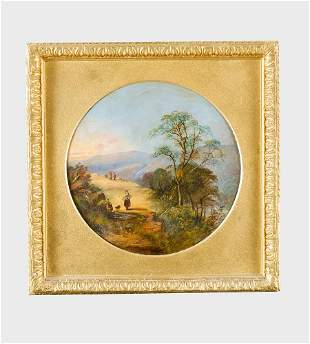 Artist mid of 19th Century
