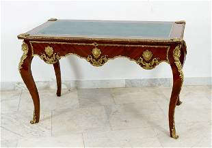 French Belle Epoque Style Bureauplat