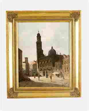 August von Siegen born 1850