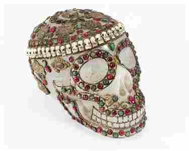 Mythological Shamans head