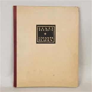 Ernst Deutsch (1887-1938) , Galante Frauen