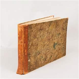John Flaxman (1755-1826), L'Iliade d'Homer
