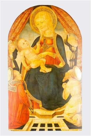Neri di Bicci ( 1419-1492)-school