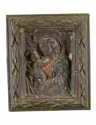 Renaissance relief