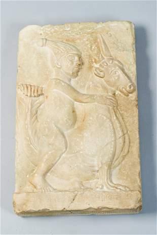 Venetian stone plaque