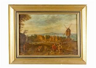 Mathys Schoevaerdts (1665-1702)-school