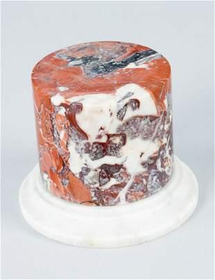 Marble base or column