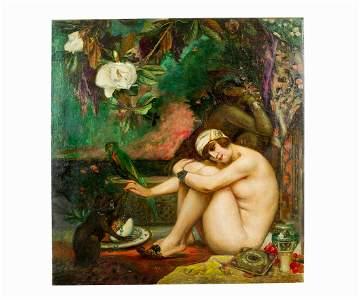 French Artist around 1920