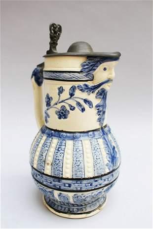 German Ceramic jug