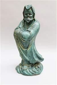 Chinese ceramic sculpture