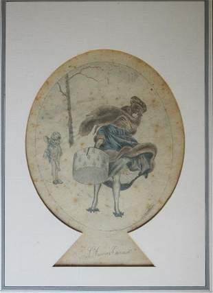 Lionel Sudre around 1922