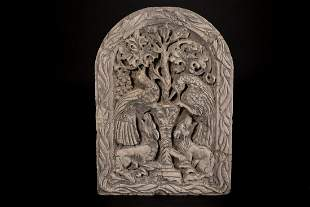Venetian stone relief