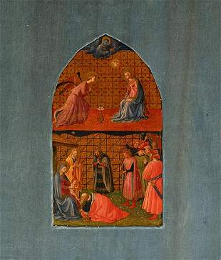 Jacopo di Cione (1325-1399)-followe