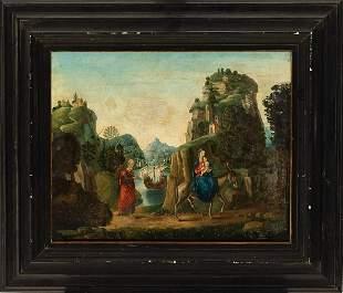 Adriaen Isenbrant (1490-1551)-circle