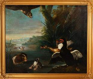 Jean Babtist Oudry (1686-1755)- attributed