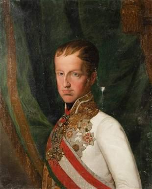 Leopold Fertbauer (1802-1828)-attributed