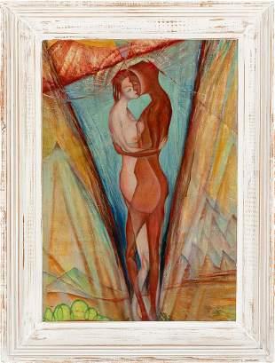 Marko Kolev ( Bulgarian Artist 20. century )