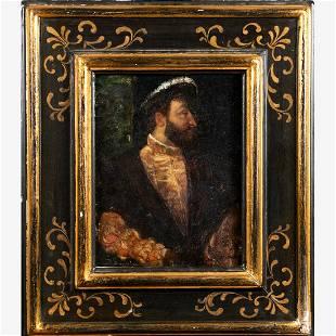 Tiziano Vecellio (1488-1576)-studio