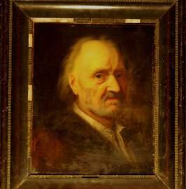 1: Description: Balthasar Denner ( 1685-1749)-attribute