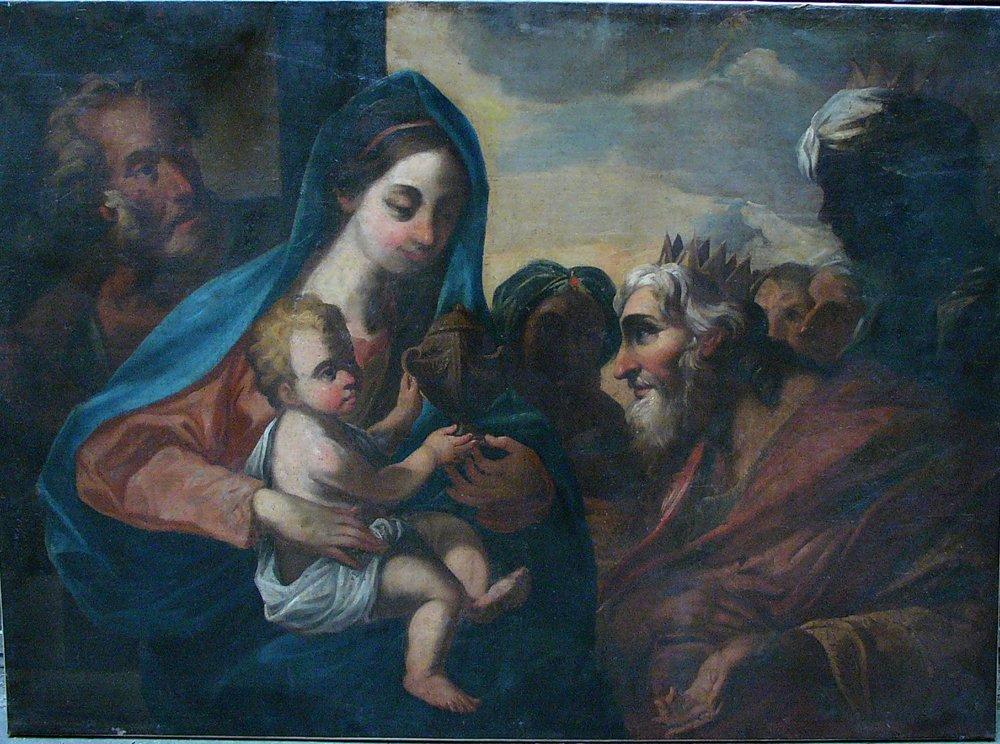 Fillipo Zaniberti (1585-1636)-circle, Maria, the Infant