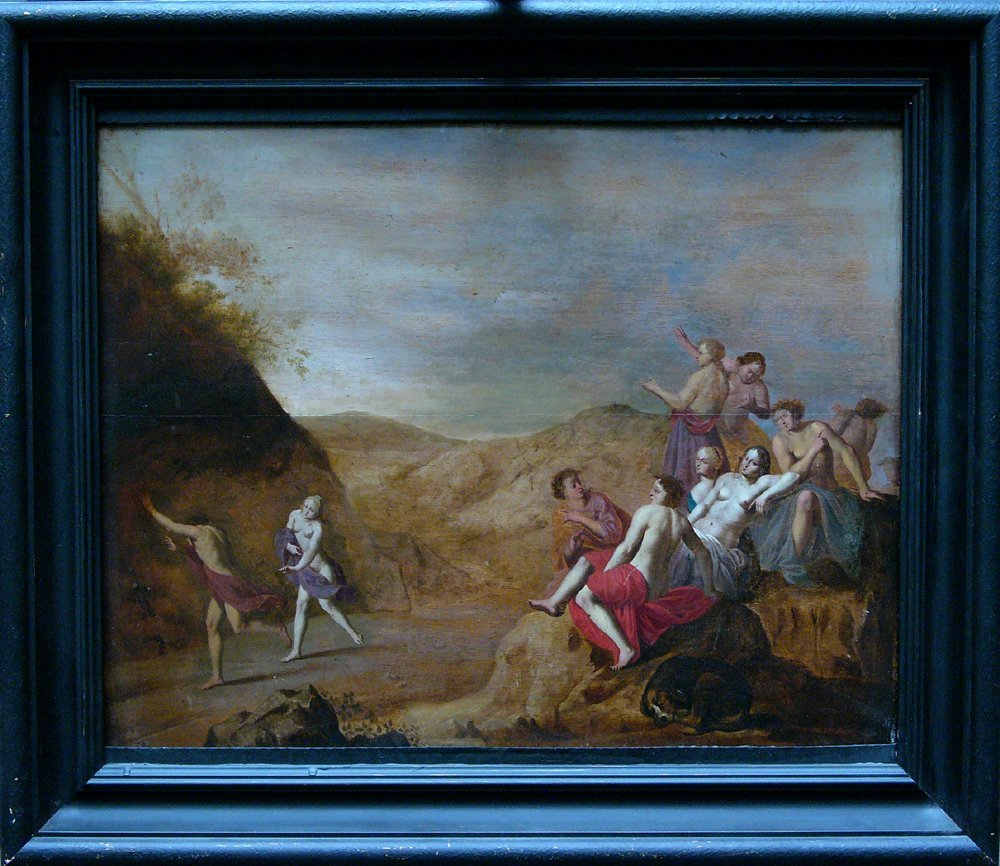 Cornelis van Poelenburgh (1594-1667)-attributed,