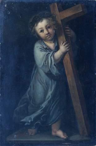 Giulio Cesare Procaccini (1574-1625)-follower, Jesus