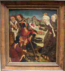 Master of the Schottenaltar ( 15. Century )-circle, the