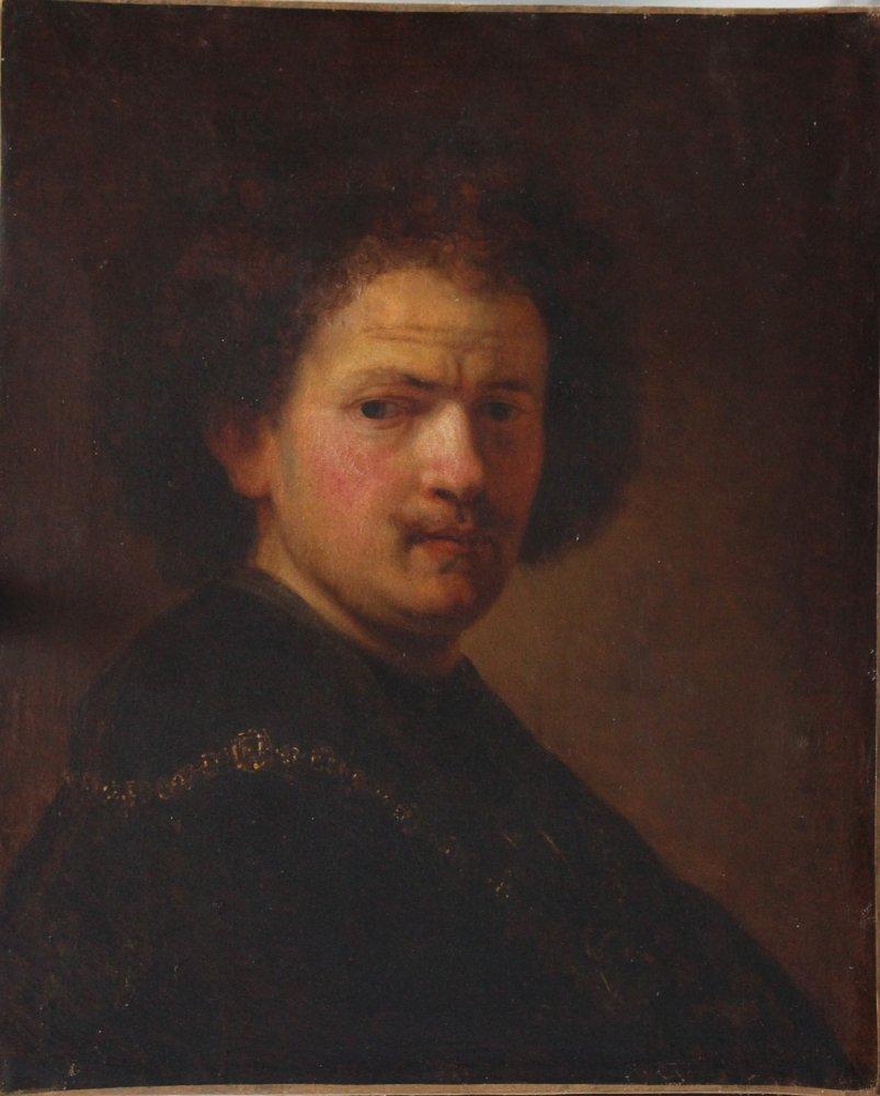 Rembrandt Harmenszoon van Rijn (1606-1669)-circle,