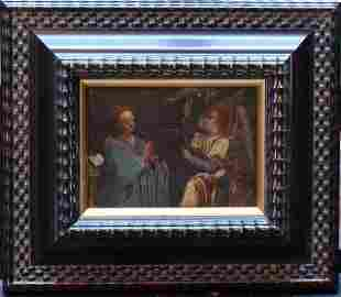 Hans von Aachen (1552-1615)-circle, Saint Mary with an