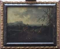 Franz de Paula Ferg (1689–1740)-attributed, Pair of