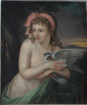 Karl Joseph Aloys Agricola (1779-1862)-attributed,
