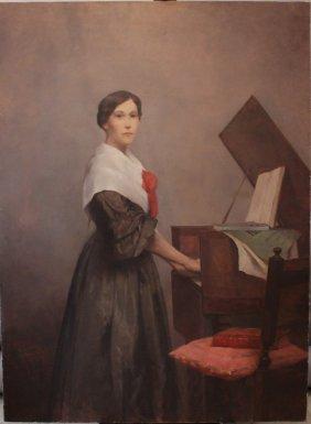 Rafael Maria Padilla (born 1878), Large Portrait Of A