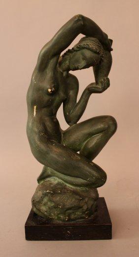 Antonin Prochazka (1882–1945), Plaster Figure Of A