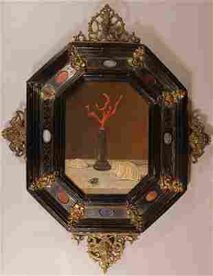 Adriaen Coorte (1665-1707)-school, Still life with