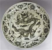 Chinese Porcelain Bowl in Ming (1368-1644)-manner,