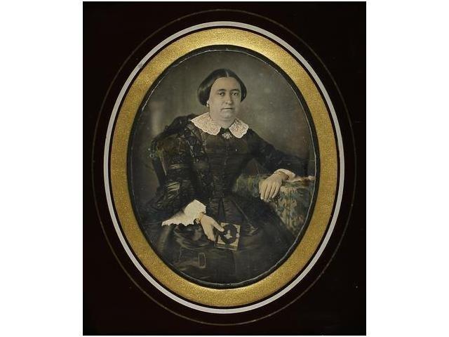 5:  5   Fernando y Anaïs Napoleón (XIX)  Retrato de una