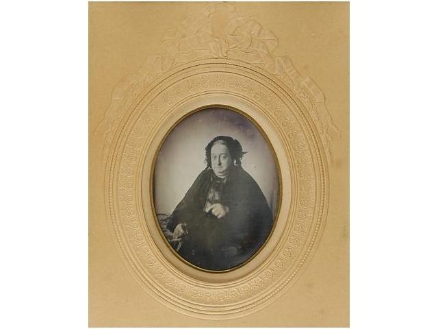 9:  9   Miguel Sanz y Benito (XIX)  Retrato de una muje