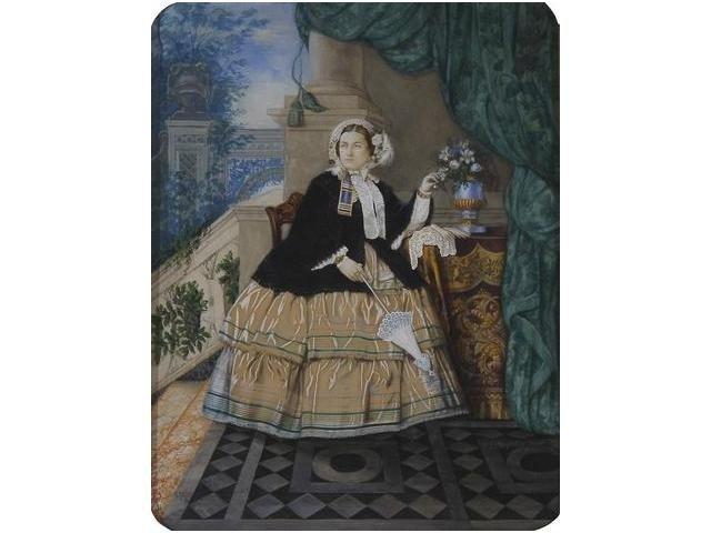 15:  15   Gumersindo Ortiz (XIX)  Retrato de la Sra Fon