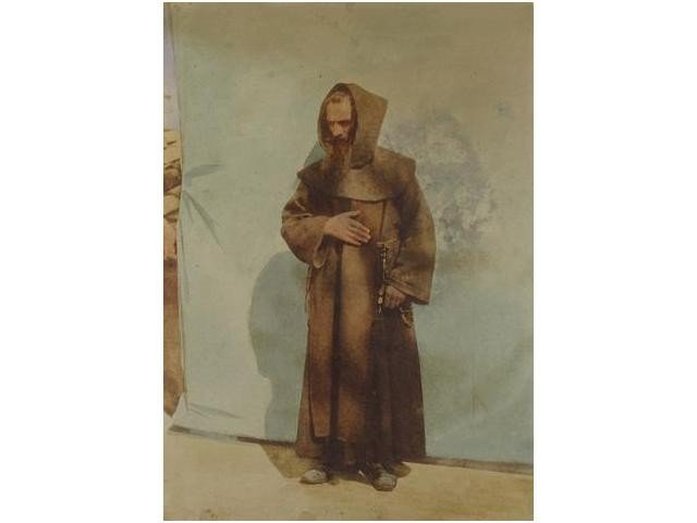22:  22   Giacomo Caneva (atribuida)  Monje en pie., 18
